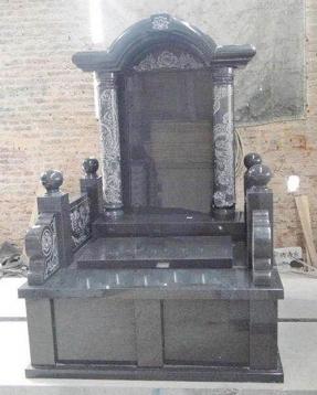 HM-CT1218传统墓碑