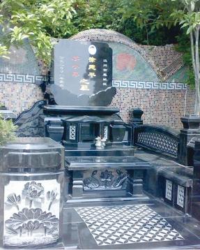 豪华墓碑样式